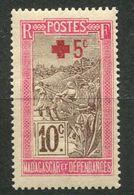 Madagascar  **  N° 121 - Croix Rouge - Unused Stamps