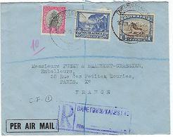 Afrique Du Sud Recommandé En 1950 Pour La France - Other