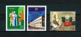 Portugal  Nº Yvert  2182/3-2191  En Nuevo - 1910-... República