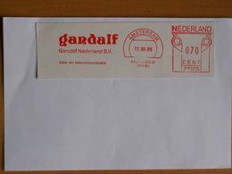 Ema, Meter, Telephone, Gandalf - Postzegels