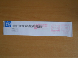 Ema, Meter, Telephone, Library - Postzegels