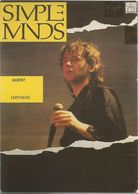 Simple Minds - Singers & Musicians