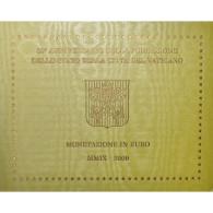 Vatican, Set, Benoit XVI, 2009, FDC - Vatikan