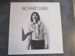 RICHARD LABLE -SUR UN GRAND DIVAN - Sonstige - Franz. Chansons