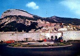 GIBRALTAR. Carte Postale écrite. The Fountain At The Waterport. - Gibraltar