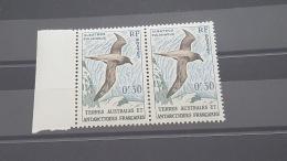 LOT 393032 TIMBRE DE COLONIE TAAF NEUF** VARIETE P OBSTRUE - Terres Australes Et Antarctiques Françaises (TAAF)