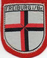 écusson Feutre, FREIBURG I/Br. - Ecussons Tissu