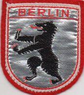 écusson Feutre, BERLIN - Ecussons Tissu