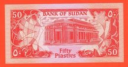 Sudan 50 Piastres 1987 - Soudan