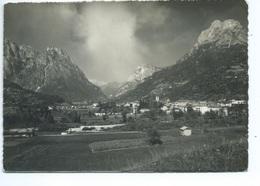 Agordo Panorama Con La Marmolada - Italia
