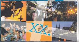 Germany B.R.D. / 5 Maxi Postcards - World Youth Day 2005 - BRD