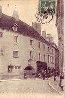 70 3 GRAY Hôtel Du Gouverneur De Gray Façade 1548 - Gray