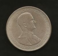 HUNGARY - 5 Pengo (1930) Admiral HORTHY / Silver - AG - Ungheria