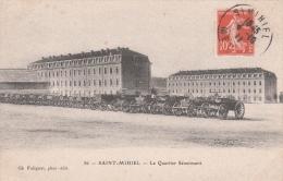Cpa/pk 1910 Saint-Mihiel Le Quartier Sénarmont Meuse Lorraine - Frankreich