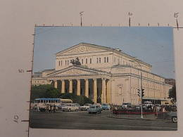 The Bolshoi Theatre - Moscow - URSS - Non Viaggiata - (3406) - Russia