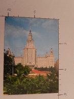 The Moscow State University - USSR - Non Viaggiata - (3407) - Russia