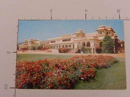 Ram Bagh Palace - Jaipur (India) - Non Viaggiata - (3480) - India