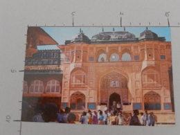 Ganesli Pole Amer - Jaipur - (India) - Non Viaggiata - (3489) - India