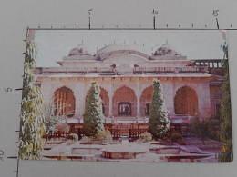 Garden Amer Palace - Jaipur  (India) - Non Viaggiata - (3476) - India