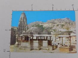 Amer Fort - Jaipur (India) - Non Viaggiata - (3477) - India