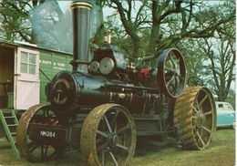 Railway Postcard Fowler Ploughing Engine 16NHP Prince NM1284 - Postcards