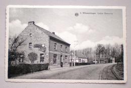 WIMMERTINGEN Luiker Steenweg Tramspoor Winkel Commerce Voie De Tram - Pub Margarine Solo Chicorei De Beukelaer / Hasselt - Hasselt