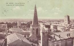 Arles - Vue Sur La Ville 1928 - Arles