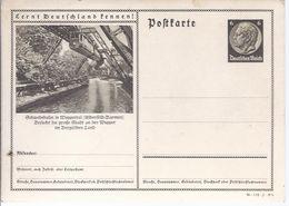 Lernt Deutschland Kennen - Karte 38-112-1-B8 - Schwebebahn In Wuppertal   - (wz-L-1-244) - Allemagne