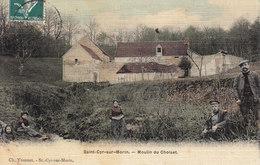 Saint Cyr Du Morin Moulin Du Choiset - Autres Communes