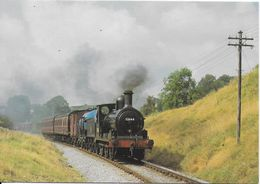 Railway Postcard L&YR Class 25 52044 LMS 2F 0-6-0 Lancashire & Yorkshire - Trains