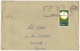 LT150   IRELAND, IRLAND, EIRE 1972 COVER TO AUSTRIA - Storia Postale