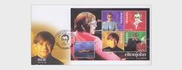 Malta 2003 First Day Cover - Elton John - Malta