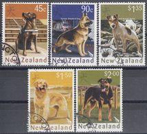 NUEVA ZELANDA 2006 Nº 2216/20 USAD0 - Usados