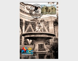 Malta 2014 Stamp & Post Cards - Torremolinos Stamp Fair- (Occasion Card) - Malta