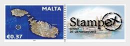 Malta 2013 Set - Stampex 2013 - Malta
