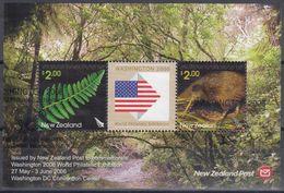NUEVA ZELANDA 2006 Nº HB--210 USAD0 - Nueva Zelanda