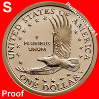 2005-S Native American Proof Dollar - $1 - 2000-…: Sacagawea
