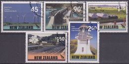 NUEVA ZELANDA 2006 Nº 2259/63 USAD0 - Usados