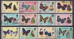 Belize - BUTTERFLIES 1974/78 - Belize (1973-...)