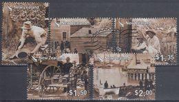 NUEVA ZELANDA 2006 Nº 2270/74 USAD0 - Usados