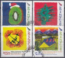 NUEVA ZELANDA 2006 Nº 2275/78 USAD0 - Usados
