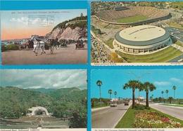 AMERIKA Lot Van 60 Postkaarten - Cartes Postales