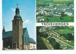 Troisvierges Monument - Vue Aérienne - Camping - Troisvièrges