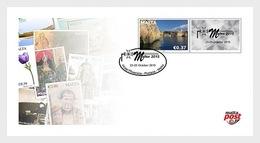 Malta 2015 First Day Cover - Maltex Stamp Fair 2015 (Personalised Cover) - Malta