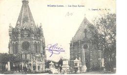 Bruxelles - CPA - Brussel - Laeken - Les Deux Eglises - Laeken