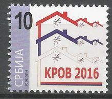 SRB 2016-ZZ76 REFUGEE AID, SERBIA, 1 X 1v, MNH - Serbien