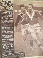 Revue BUT CLUB LE MIROIR DES SPORTS  N° 549 De 1956 : COUVERTURE RUGBY A XIII - Sport