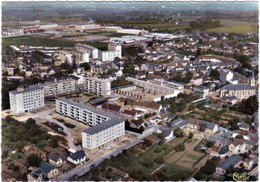 37. Gf. JOUE-LES-TOURS. Vue Générale Aérienne. 456-52 - Other Municipalities