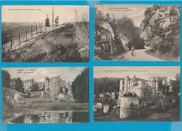 LUXEMBURG Lot Van 60 Postkaarten - Cartes Postales