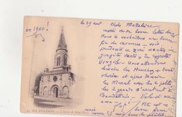 CPA - 25.ILE D'OLERON église St Denis - Ile D'Oléron